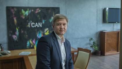 Александр Данилюк: О планах на премьерское кресло и сокращении правительства