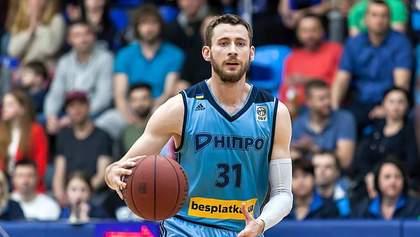 Захисник баскетбольної збірної України продовжить кар'єру в Туреччині