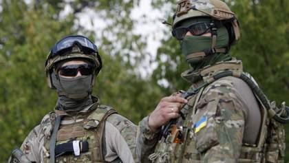 Зеленский, Хомчак и собратья из ООС поздравили Силы специальных операций с праздником