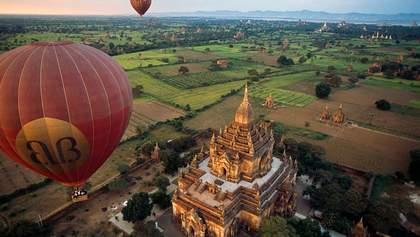 Туристам заборонили підніматись на відомі храми у М'янмі