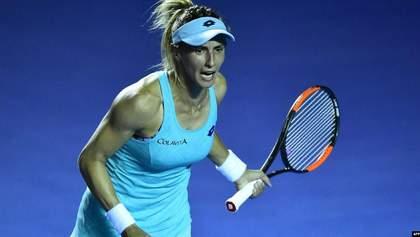 Цуренко стартовала с уверенной победы на турнире WTA в Вашингтоне