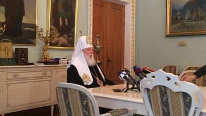 Міністерство культури підтвердило ліквідацію УПЦ КП: Філарет звернувся до Зеленського