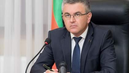 """У """"президента"""" Придністров'я знайшли український паспорт"""
