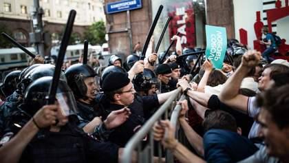 Зверские разгоны митингующих в Москве: что ждет Путина