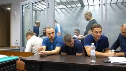Суд Віталія Олешка Сармата: обвинувачені ще щонайменше 2 місяці перебуватимуть під вартою