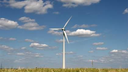 Украина стала одним из лидеров в Европе по строительству ветроэлектростанций