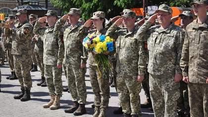 На День Независимости в Киеве будет два марша – с участием ветеранов и власти