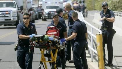 Жуткая стрельба в Техасе: опубликовали первые видео с места трагедии (18+)