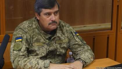 Хомчак звільнив Назарова, якого звинувачують у катастрофі Іл-76
