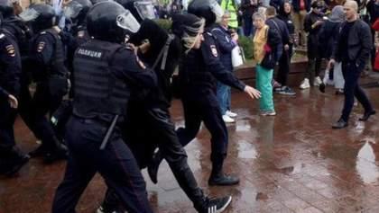 В російських протестах відсутня важлива складова, – експерт