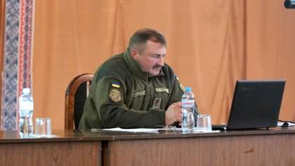 Президент Зеленський змінив командувача ООС, замість Сирського ним став Кравченко