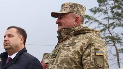Володимир Кравченко – новий командувач ОС: що про нього відомо