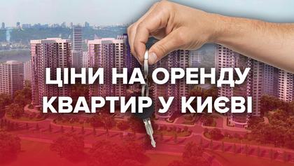 Аренда квартир в Киеве: цены в разных районах с начала года – инфографика