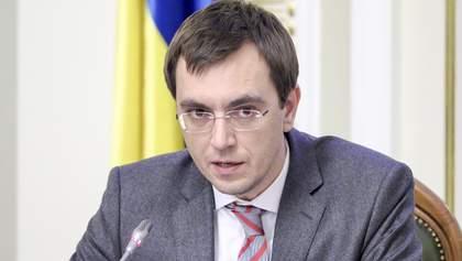 Україна віддасть пріоритет українським вантажам по залізниці, – Омелян
