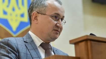Суд обязал НАБУ открыть дело против экс-главы СБУ Грицака