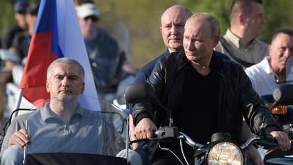Протести в Москві і поїздка Путіна до Криму: яку мету переслідує президент РФ?