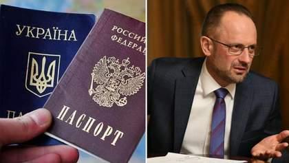 Главные новости 13 августа: украинское гражданство для россиян и увольнение Бессмертного
