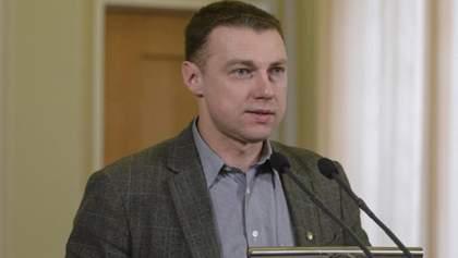Под Киевом избили нардепа Куприя: депутат обвиняет в нападении Матиоса
