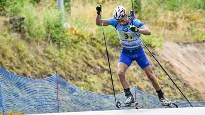 Сборная Украины объявила состав на летний чемпионат мира по биатлону