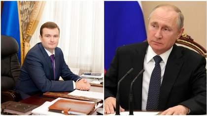 Путін дав громадянство Росії заступнику міністра внутрішніх справ часів Януковича