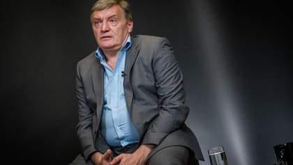 Грымчака оставили в СИЗО несмотря на ошибки в определении суда