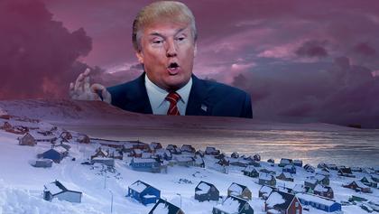 Трамп хоче купити Гренландію: як реагують західні ЗМІ