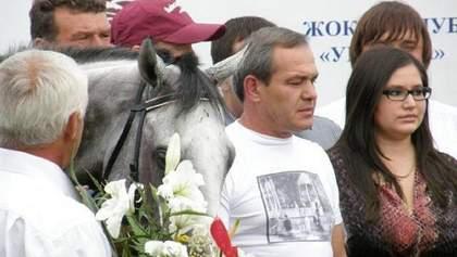 Range Rover друга Януковича влетів у натовп людей