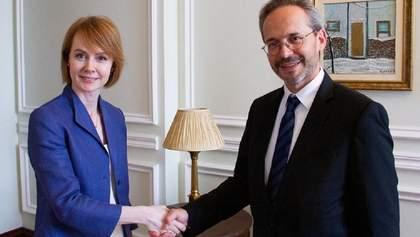 В Україну прибув новий австрійський посол: що про нього відомо
