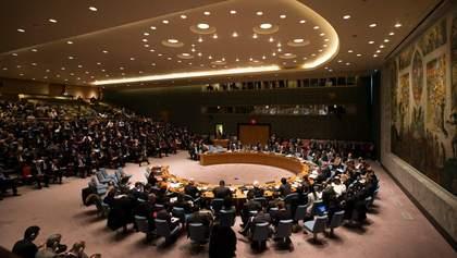 На Радбезі ООН у Росії вимагали правди про вибух в Сєверодвінську