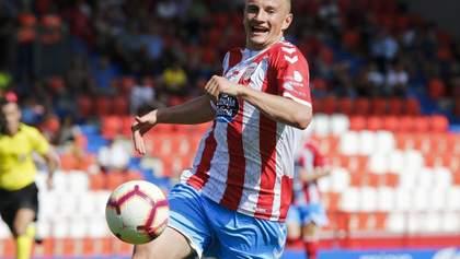 Сразу восемь клубов из Испании хотят подписать игрока сборной Украины
