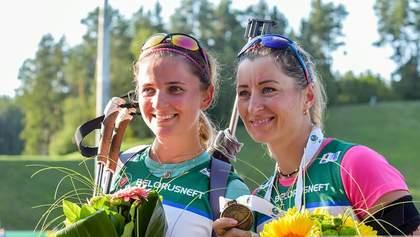 Вита Семеренко завоевала бронзовую медаль на летнем чемпионате мира