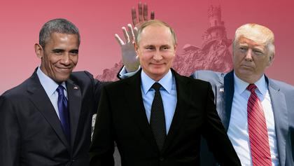 Мог ли Обама предотвратить аннексию Крыма и почему об этом вспомнил Трамп?