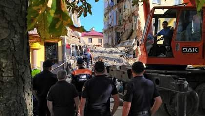 Взрыв многоэтажки в Дрогобыче: под завалами могут быть еще 5 человек