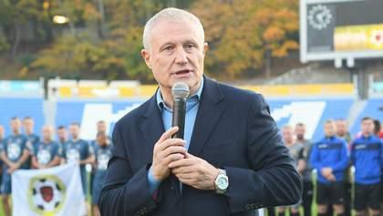 Григорий Суркис выдвинут на пост секретаря комитета Верховной Рады по вопросам молодежи и спорта