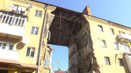 Трагедія у Дрогобичі: на місці інциденту стався обвал плити