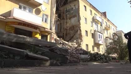 Они все были поломаны, – очевидец рассказал, как вытаскивал людей после обвала в Дрогобыче