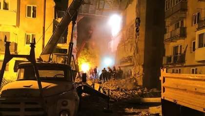 Трагедия в Дрогобыче: число жертв возросло до восьми, поиски людей завершены