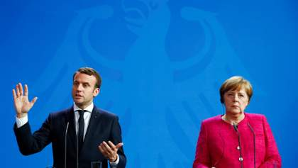 Меркель і Макрон беруться за Донбас, – Rzeczpospolita