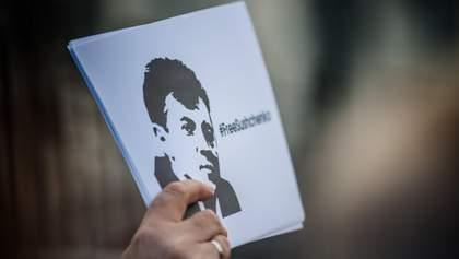 Романа Сущенка і ще кількох українських політв'язнів доставили у Москву