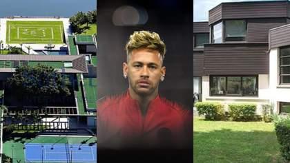 Дома Неймара: какой роскошной недвижимостью владеет звездный футболист