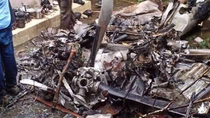 У катастрофі санітарного літака на Філіппінах загинули дев'ять людей: фото, відео