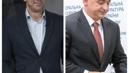 Генпрокурор Рябошапка звільнив Матіоса
