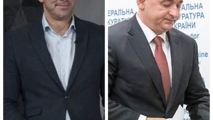 Генпрокурор Рябошапка уволил Матиоса