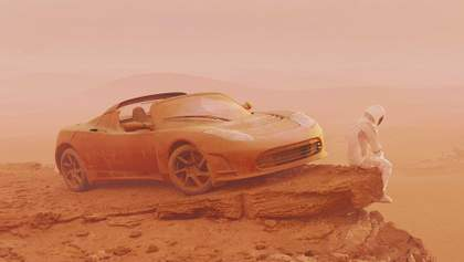 Де житимуть люди на Марсі: SpaceX показала розміщення майбутніх колоній