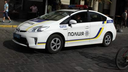 """В Одесі затримали іноземця, який розстріляв авто та пограбував відділення """"Нової пошти"""""""