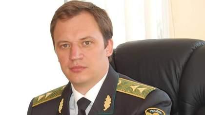 Главный лесничий Житомирщины уволился после ссоры с Зеленским
