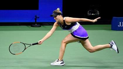 Свитолина проиграла Уильямс в полуфинале US Open