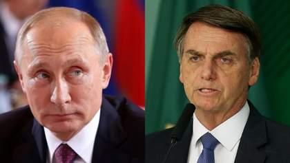 Против всех: что задумал Путин и президент Бразилии