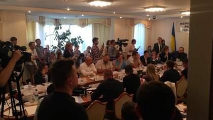 Комитеты Рады одобрили ряд неотложных закнопроектов Зеленского: перечень