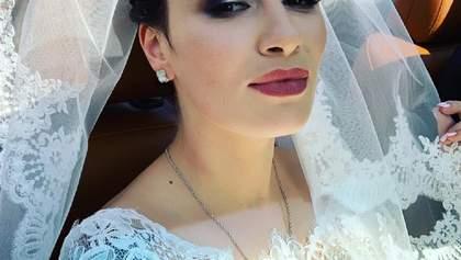 Певица Анастасия Приходько вышла замуж: свадебные фото